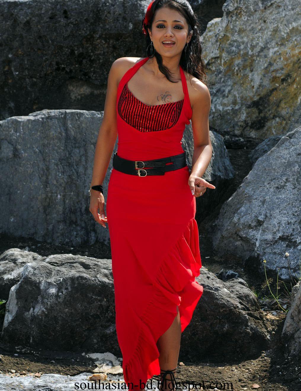 Trisha Latest Beach Photos, Trisha Latest Films Khatta -4349